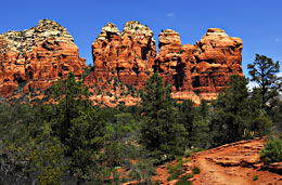 Coffee Pot Rock, Sedona
