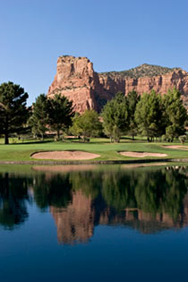 Sedona AZ Golf Course